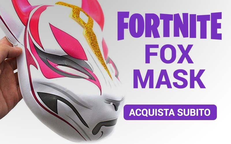 Maschera Fortnite