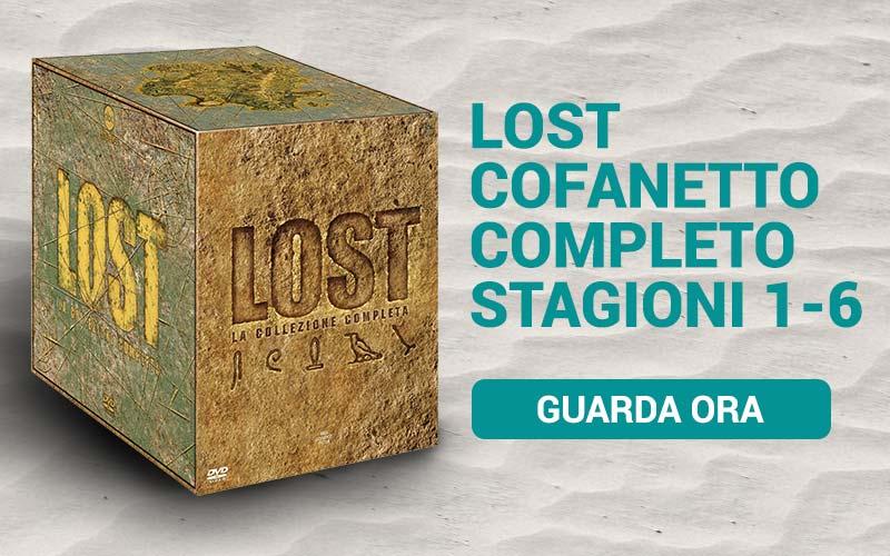 Lost Cofanetto completo stagioni 1-6