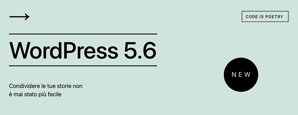 La versione 5.6 di WordPress permette di aggiornare automaticamente temi, plugin e WordPress stesso.