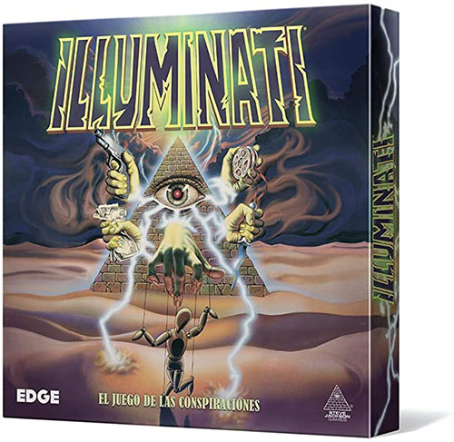 Illuminati, gioco da tavolo